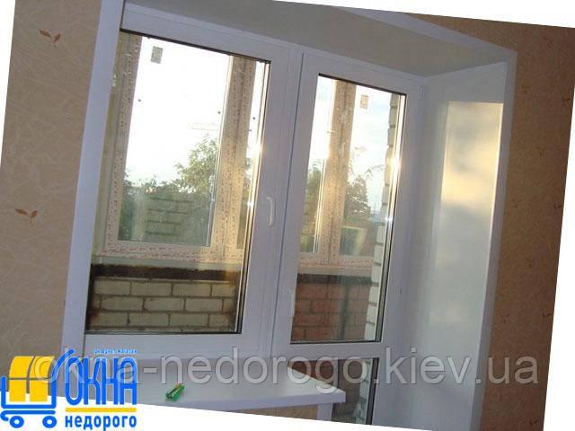 откосы на окна из гипсокартона