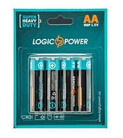 Батарейка LogicPower Super heavy duty AA R6P