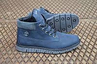 Мужские кожаные ботинки Timberland