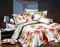 Комплект постельного белья XHY418 семейный (TAG polycotton-324/с)