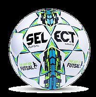 М'яч для футзалу Select Futsal Mimas IMS Approved 105343-W розмір 4