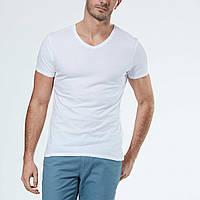 Белая футболка мысик Ceylanoglu 047-1 2XL