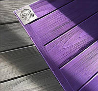 """Фотофон двусторонний от Grandpa""""s Workshop - Фиолетовые доски, минимальный размер 30x30 см, 1 шт"""