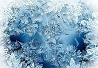 Фотофон от Decards - Морозный узор A3+ (320x450 мм), 1 шт