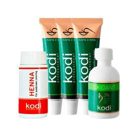 Краска для бровей KODI Professional