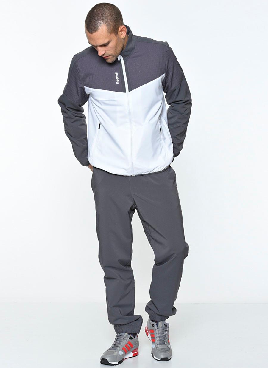Костюм спортивный, мужской Reebok Track Suit Team AK1443 рибок