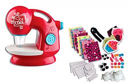 Игровой набор Spin Master Sew Cool Швейная мастерская со швейной машинкой SM56000