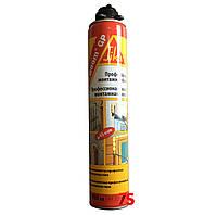 SikaBoom 590 High Yield - Пена монтажная, всесезонная, 870 мл, выход 65 литров