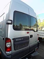 Стекло распашной двери Renault Mascott/ Рено Маскотт 2004-2010