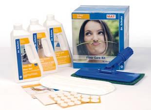 Dr. Schutz - Средства для очистки и ухода за напольными покрытиями Dr. Schutz