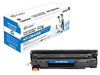 Картридж HP 35A (CB435A), Black, LJ P1005/P1006, G&G-CB435A