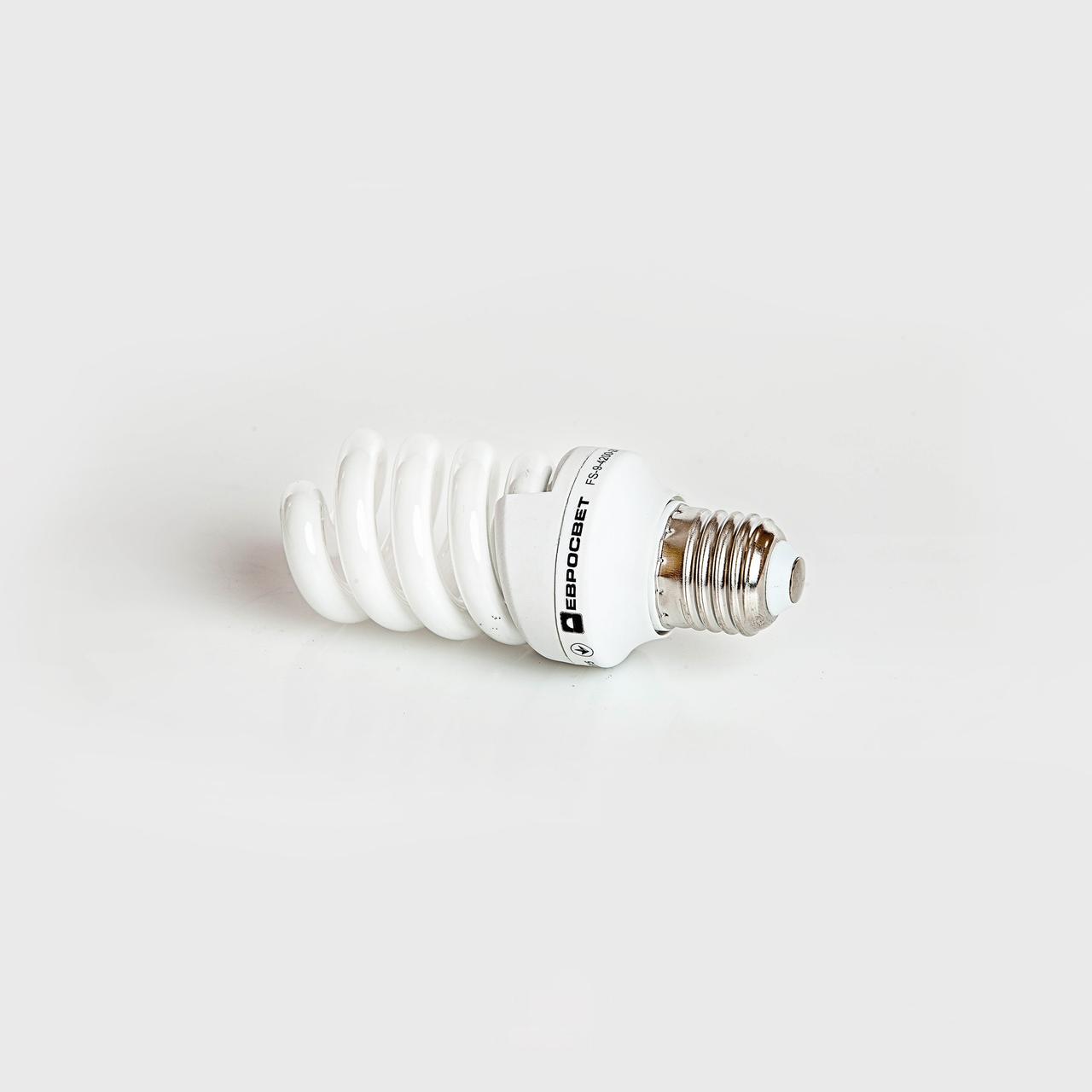 Лампа энергосберегающая 9W E27 4200K FS-9-4200-27