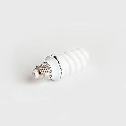 Лампа энергосберегающая 9W E27 4200K FS-9-4200-27, фото 2