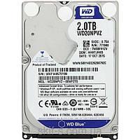 "Жесткий диск WD Blue WD20NPVZ 2TB 2.5"" ""Over-Stock"""