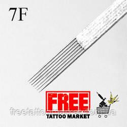 Иглы для тату 7F