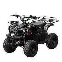 Квадроцикл HB-EATV 800N-2 мотор 800W, 3 аккумулятор 12A/12V, скорость 30км/ч, допустимый вес 100кг, черный