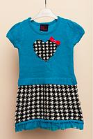 Вязанное платье 2 года USA