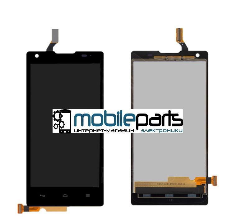 Оригинальный Дисплей (Модуль) + Сенсор (Тачскрин) для Huawei G700-U10 (Черный)