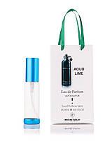 Парфюм - спрей В ПОДАРОЧНОЙ упаковке Aoud Lime Montale для мужчин и женщин