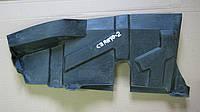 Пыльник двигателя передний Kia Cerato 2007 г.в., 866142F500