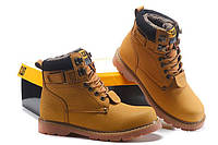 Зимние ботинки Caterpillar Second Shift Boots Yellow