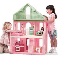 Кукольный дом - мечта каждой йдевочки!
