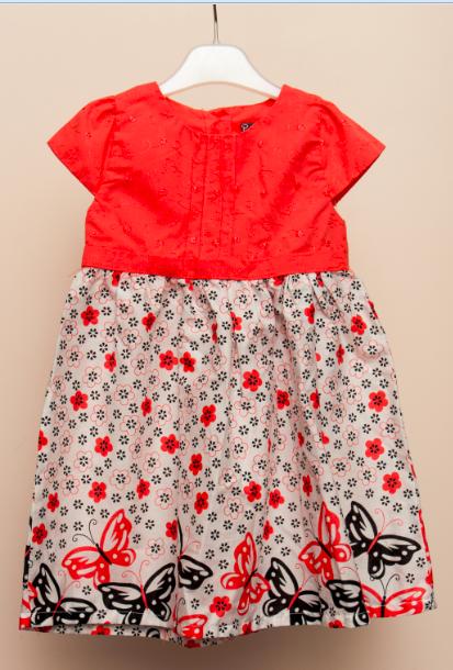 Бавовняне літнє плаття 2 роки