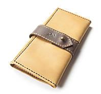 Кожаный кошелек «Грейс» P31M38S2