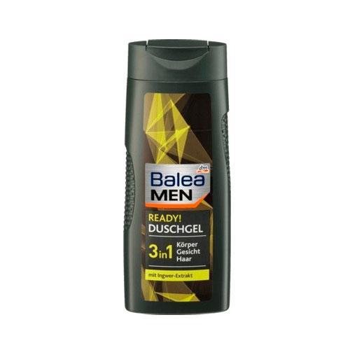 Balea Men Ready! Гель для душа 300 ml