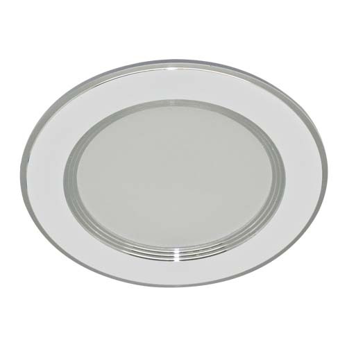 LED светильник встр. FERON AL527 12W круг, белый 960Lm 4000K 138*30mm
