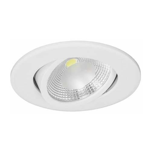 LED светильник встр. FERON AL700 COB 10W круг, белый 800Lm 4000K 110*45mm