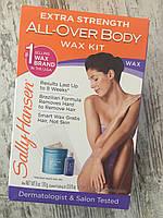 Набор для эпиляции Sally Hansen Extra strength All-over body, фото 1
