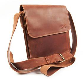 Кожаная мужская сумка «Серж» P27M10S3