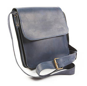 Кожаная мужская сумка «Серж» P27M8S8