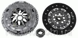 Комплект сцепления VW T5, Фольксваген T5 1.9TDI 62-77kw, 2.0TDI 62-84kw, T VI 2.0TDI 62-75kw 15- (d=230mm)