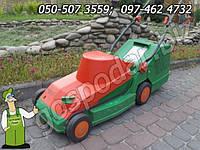 Электрическая газонокосилка BRILL Hattrick MulchCut 36 EH 1500 Вт с аэратором б/у из Германии