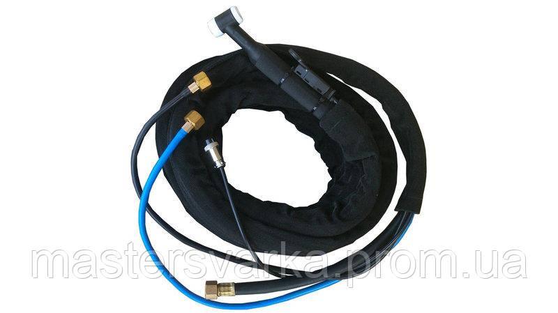 Аргоновая горелка с водяным охлаждением WP-18