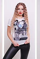 футболка GLEM Antiquity футболка Boy-2