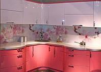 "Розовая кухня ""Волна"""