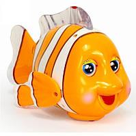 Игрушка Huile Toys Рыбка клоун (998)