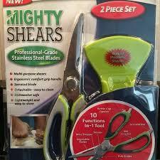 Ножницы универсальные MIGHTY SHEARS, фото 2
