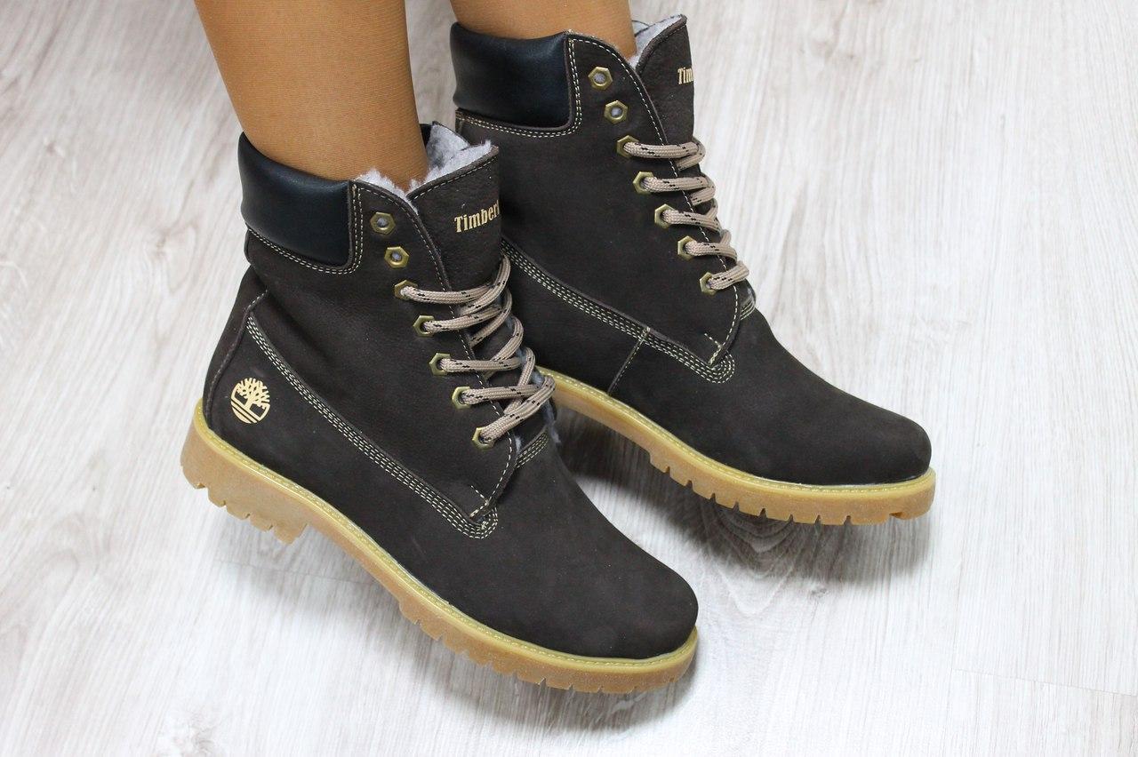 d07808d1497d Зимние женские ботинки Timberland, 36-41 р - Компания