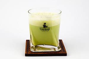 Зеленый порошковый чай маття (матча), японский традиционный