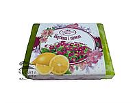 """Натуральное мыло """"Вербена и лимон"""""""