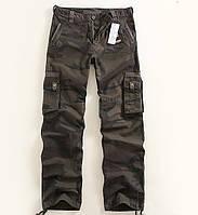 Качественные тактические штаны RINGSPUN 8120 для мужчин. Удобный и практичный дизайн. Купить. Код: КДН2352