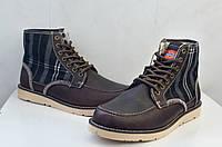 Зимние ботинки Dickies Оригинал. Кожа. 40-46