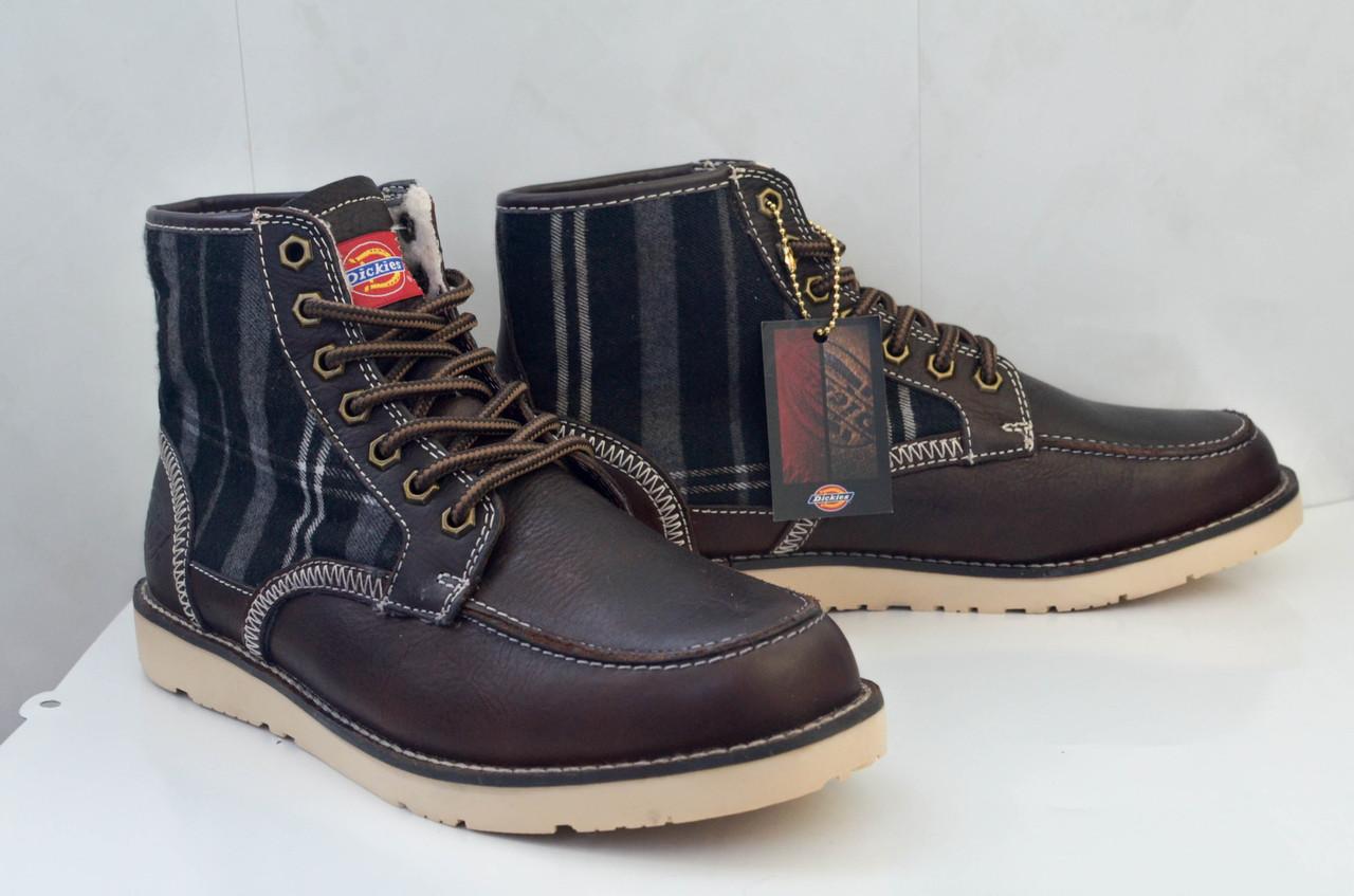 Зимние ботинки Dickies Оригинал. Кожа. 40-46 - Интернет-магазин Everyday в 81750044e5b88