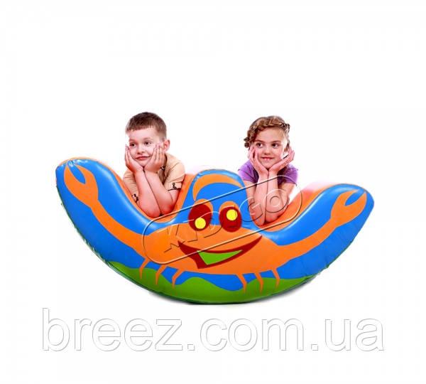 Детские мягкие качалки Крабик KIDIGO