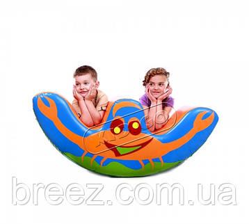 Детские мягкие качалки Крабик KIDIGO, фото 2