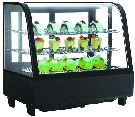 Витрина холодильная EWT INOX RTW-100L  (FROSTY)